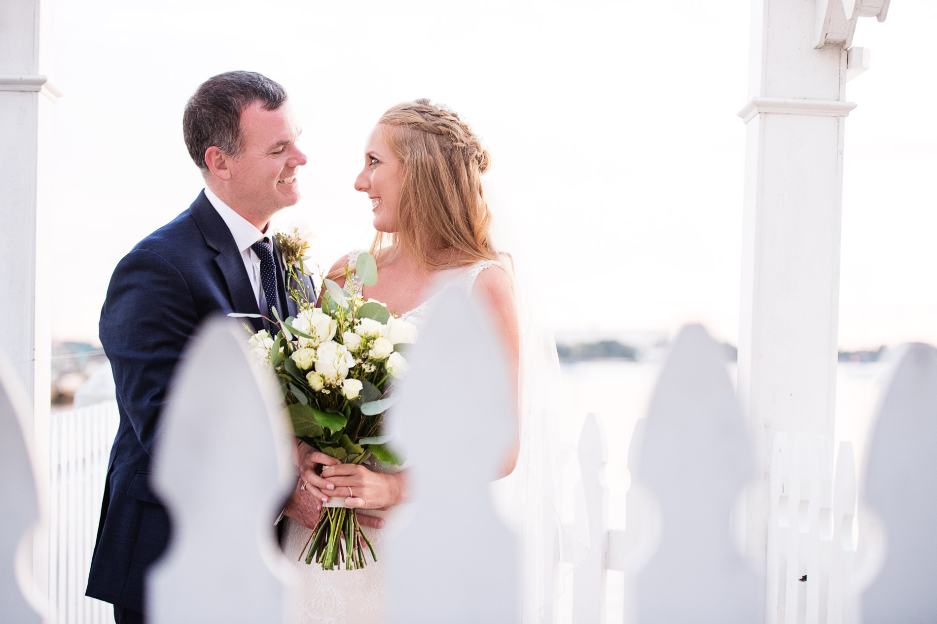 palmetto riverside bed and breakfast wedding katie and