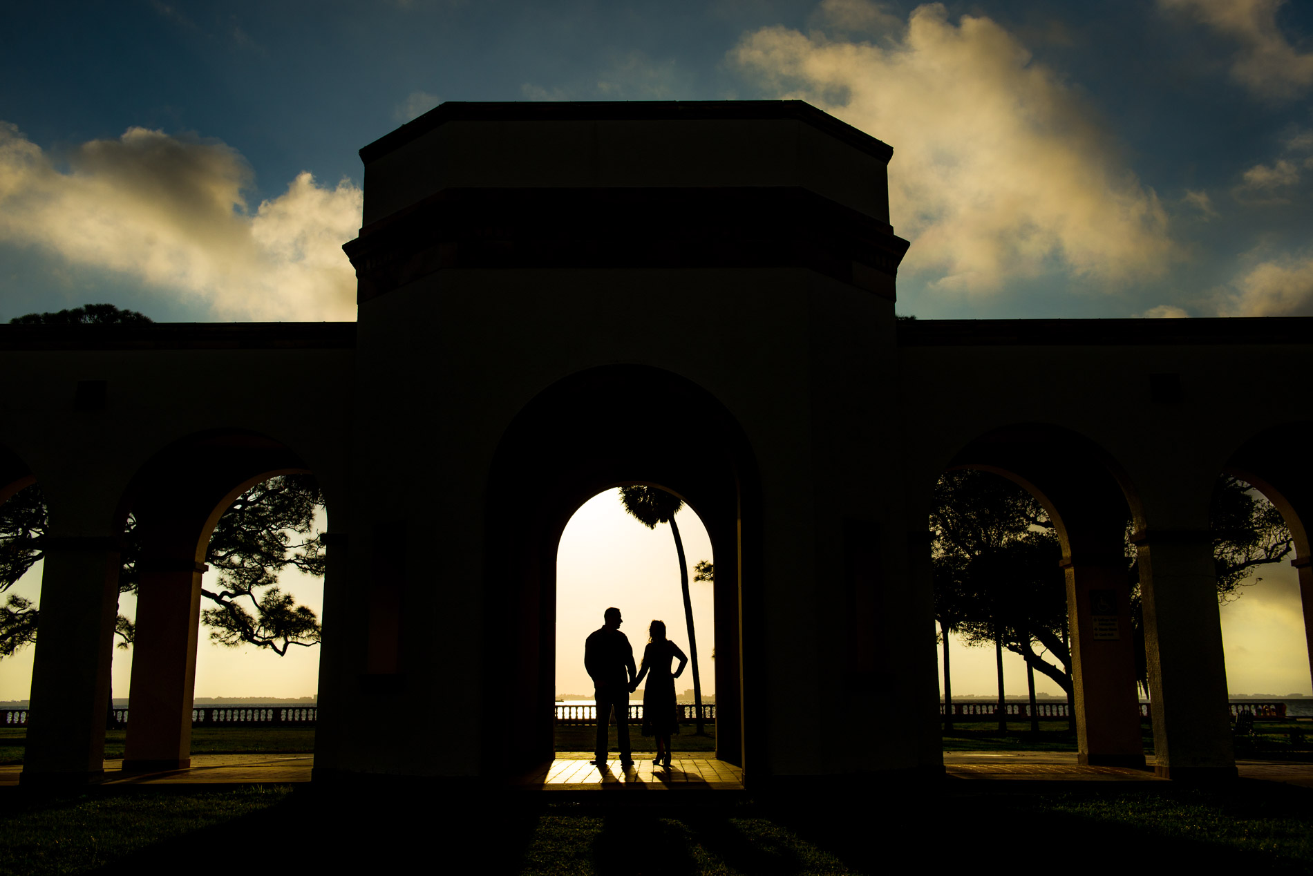New College Sarasota Engagement