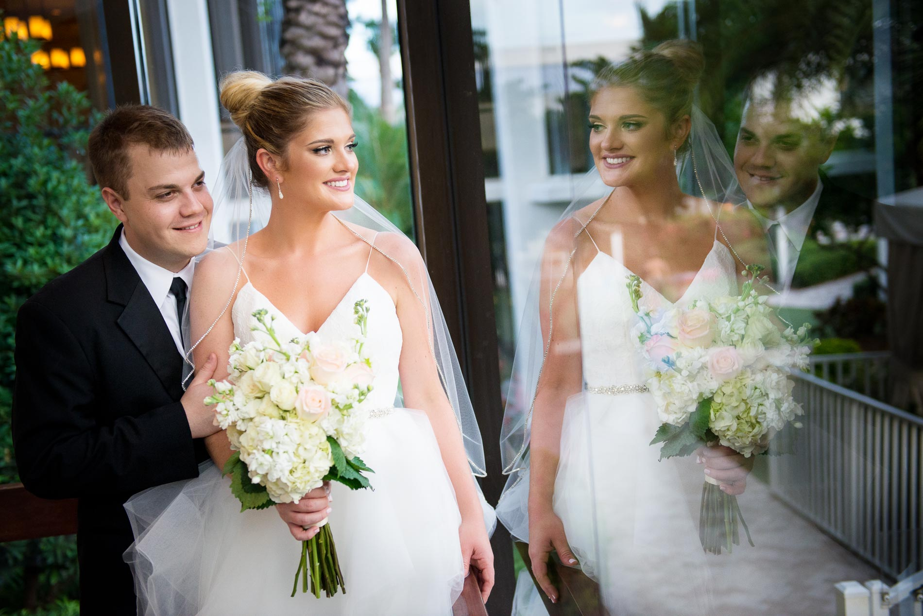 Hyatt Regency Sarasota Wedding - Fallbrook Photography